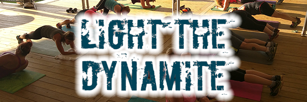 Light the Dynamite